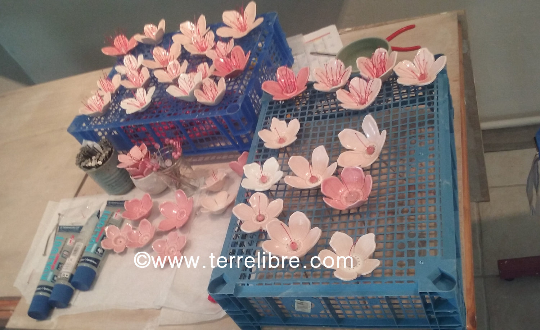 6 - montage fleurs